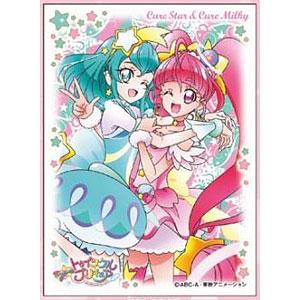キャラクタースリーブ スター☆トゥインクルプリキュア キュアスター&キュアミルキー (EN-881) パック