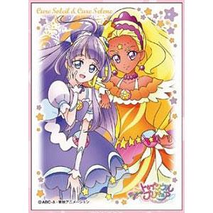 キャラクタースリーブ スター☆トゥインクルプリキュア キュアソレイユ&キュアセレーネ (EN-882) パック