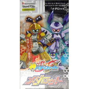 神バディファイト アルティメットブースタークロス 第7弾 「メダロット」 10パック入りBOX