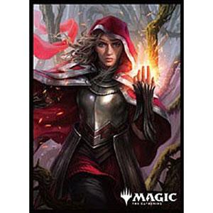 マジック:ザ・ギャザリング プレイヤーズカードスリーブ 『エルドレインの王権』 ≪キーアート≫(MTGS-117) パック