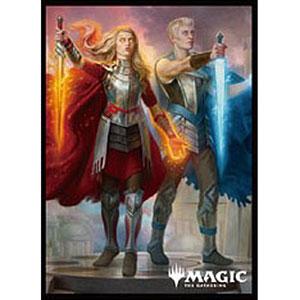 マジック:ザ・ギャザリング プレイヤーズカードスリーブ 『エルドレインの王権』 ≪王家の跡継ぎ≫(MTGS-119) パック