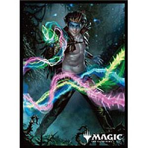 マジック:ザ・ギャザリング プレイヤーズカードスリーブ 『エルドレインの王権』 ≪トリックスター、オーコ≫ パック