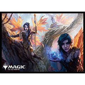 マジック:ザ・ギャザリング プレイヤーズカードスリーブ 『エルドレインの王権』 ≪願いのフェイ≫(MTGS-123) パック