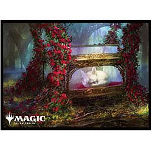マジック:ザ・ギャザリング プレイヤーズカードスリーブ 『エルドレインの王権』 ≪ガラスの棺≫(MTGS-124) パック
