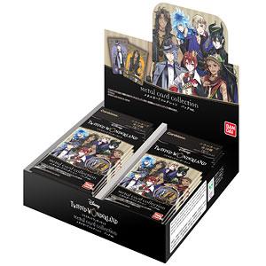 ディズニー ツイステッドワンダーランド メタルカードコレクション パックver. 20パック入りBOX