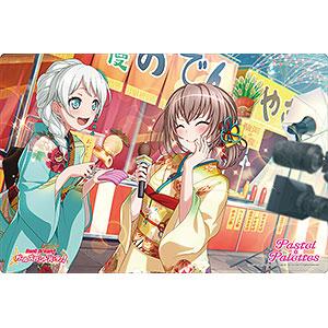 ブシロード ラバーマットコレクション Vol.546 バンドリ! ガールズバンドパーティ! 『大和麻弥』Part.2