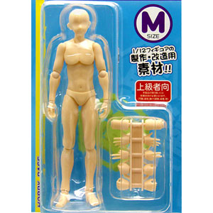 プレミアムパーツコレクション 関節技EX 1/12素材くん Mサイズ フレッシュ