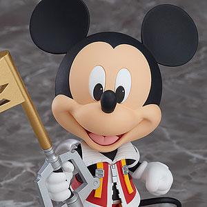 【特典】ねんどろいど キングダム ハーツII 王様(ミッキーマウス)