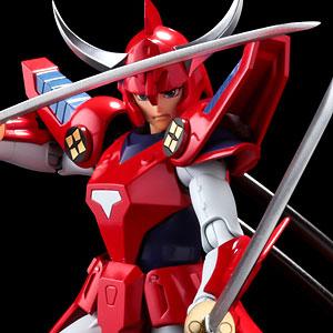 超弾可動 鎧伝サムライトルーパー 烈火のリョウ 可動フィギュア