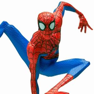 スパイダーマン スパイダーバース/ ピーター・B・パーカー スパイダーマン 1/10 スタチュー