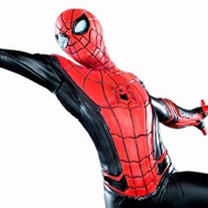 スパイダーマン ファー・フロム・ホーム スパイダーマン 1/10 アートスケール スタチュー