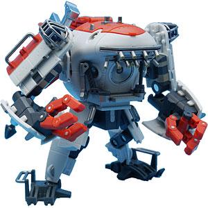 蛟竜 深海有人潜水艇 変形玩具