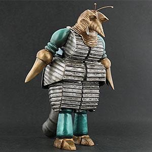 東宝30cmシリーズ FAVORITE SCULPTORS LINE 地球防衛軍 モゲラ(1957)