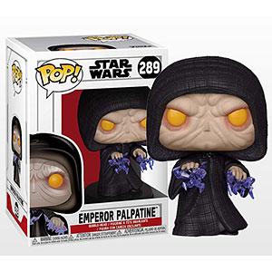 POP! 『スター・ウォーズ』パルパティーン皇帝(バージョン2)
