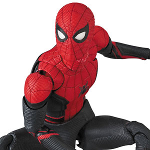 マフェックス No.113 MAFEX SPIDER-MAN Upgraded Suit