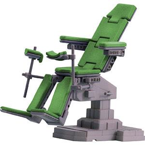 Love Toys vol.7 Medical Chair Green ver. 未塗装未組み立てキット