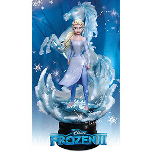 Dステージ #038『アナと雪の女王2』エルサ