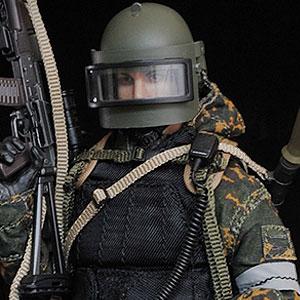 1/12 ロシア FSB アルファ部隊 グレナディア ベスラン 2004