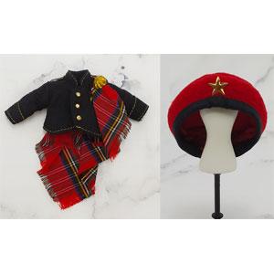 PICCODO×MILADOLL ドール服セットB キルト衣装 (ドール用)