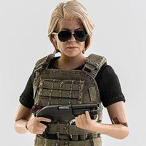 Terminator: Dark Fate (ターミネーター:ニュー・フェイト) サラ・コナー 1/12 可動フィギュア