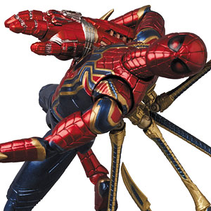 マフェックス No.121 MAFEX IRON SPIDER (ENDGAME Ver.) 『AVENGERS END GAME』