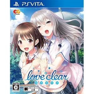 PS Vita ラブクリア 通常版