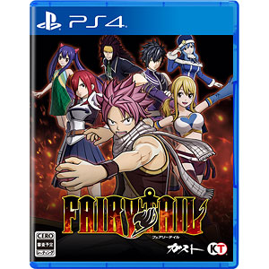 【特典】PS4 FAIRY TAIL 通常版