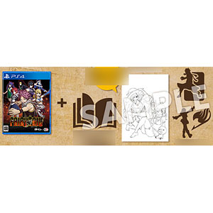 【特典】PS4 FAIRY TAIL GUILD BOX