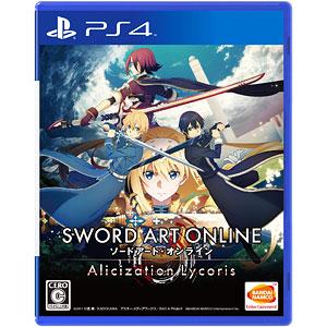 【特典】PS4 ソードアート・オンライン アリシゼーション リコリス 通常版