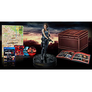 PS4 BIOHAZARD RE:3 COLLECTOR'S EDITION