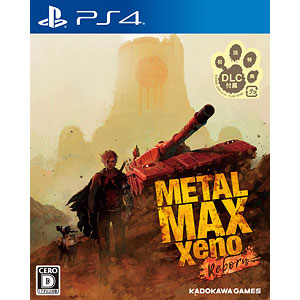 【特典】PS4 METAL MAX Xeno Reborn 通常版