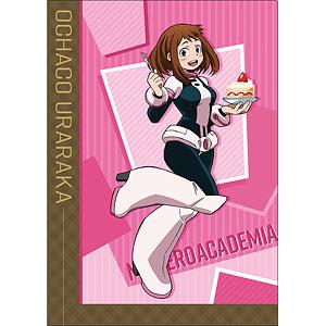 僕のヒーローアカデミア クリアファイル 麗日(バトルケーキ)