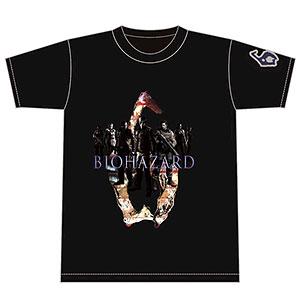 バイオハザード6 Tシャツ タイトルナンバー M