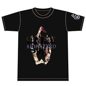 バイオハザード6 Tシャツ タイトルナンバー XL