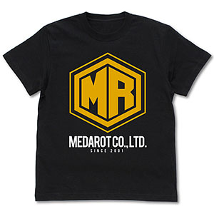 メダロット メダロット社 Tシャツ/BLACK-L