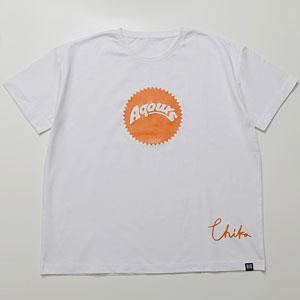 ラブライブ!サンシャイン!! Aqours Sunshine Logo TEE CHIKA ORG Unisex M