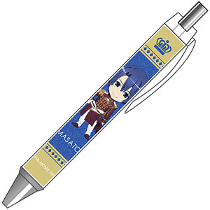 うたの☆プリンスさまっ♪ マジLOVEキングダム ボールペン デザイン02(聖川真斗)