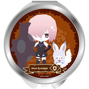 Fate/Grand Order Design produced by Sanrio コンパクトミラー マシュ・キリエライト
