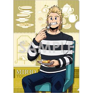 僕のヒーローアカデミア クリアファイル~お茶会~ G.通形ミリオ