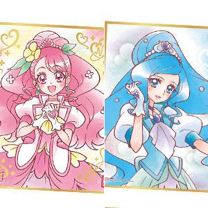 プリキュア 色紙ART 10個入りBOX (食玩)