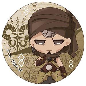 Fate/Grand Order-絶対魔獣戦線バビロニア- グリッター缶バッジ 武蔵坊弁慶