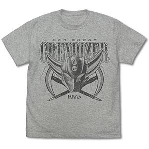 UFOロボ グレンダイザー グレンダイザー Tシャツ/MIX GRAY-S
