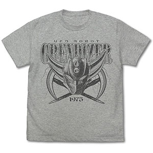 UFOロボ グレンダイザー グレンダイザー Tシャツ/MIX GRAY-L