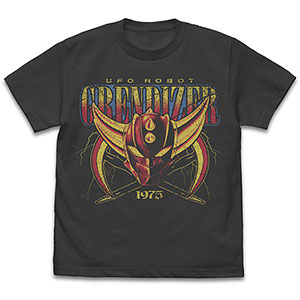 UFOロボ グレンダイザー グレンダイザー Tシャツ/SUMI-XL
