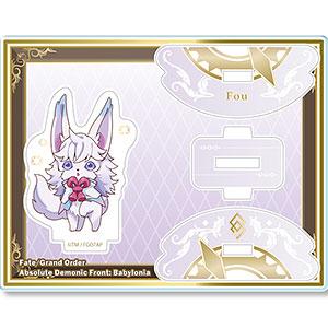 Fate/Grand Order -絶対魔獣戦線バビロニア- ゆらっとアクリルフィギュア デザイン03(フォウ)