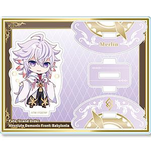Fate/Grand Order -絶対魔獣戦線バビロニア- ゆらっとアクリルフィギュア デザイン07(マーリン)