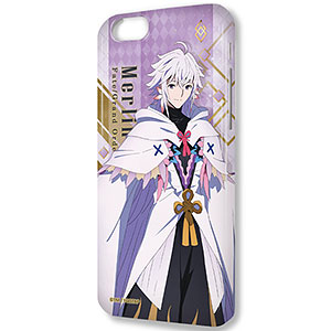 デザジャケット Fate/Grand Order 絶対魔獣戦線バビロニア iPhone 6Plus/6s Plusケース&保護シート マーリン