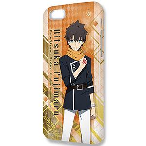 デザジャケット Fate/Grand Order -絶対魔獣戦線バビロニア- iPhone 7/8ケース&保護シート 01 藤丸立香