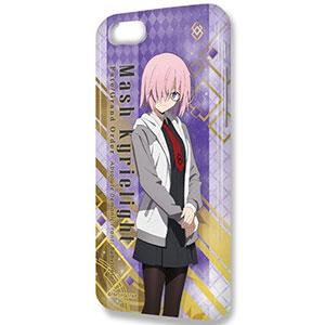 デザジャケット Fate/Grand Order -絶対魔獣戦線バビロニア- iPhone 7/8ケース&保護シート マシュ/私服Ver.