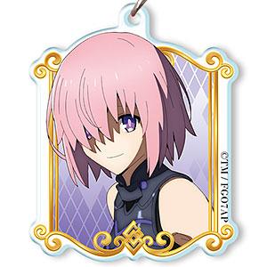 Fate/Grand Order -絶対魔獣戦線バビロニア- アクリルキーホルダー デザイン02(マシュ・キリエライト)